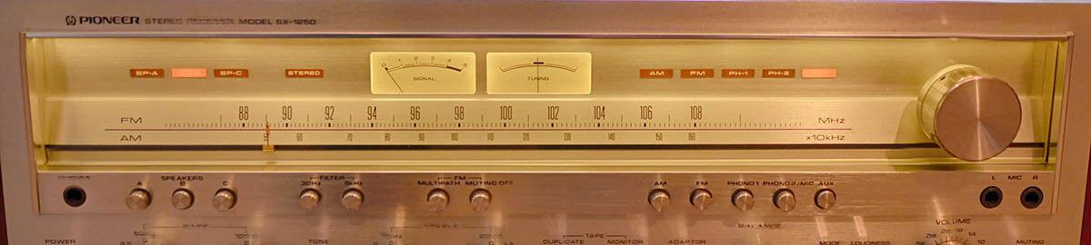 Austin Stereo Vintage Hifi