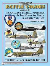 Battle Colors by Robert A. Watkins New Hardback Book