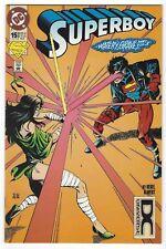 SUPERBOY #15   Vol. 3   DC Universe Logo Variant   RARE   1995   VF/NM