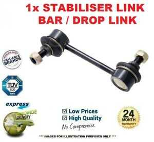 1x Rear Axle Left STABILISER LINK BAR for HONDA CIVIC VII Saloon 1.4 2000-2005