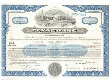 TEXACO Inc  1978  25000$ bond