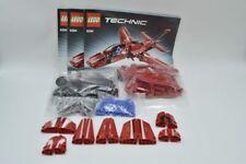 LEGO Set 9394 Technic Düsenflugzeug mit BA Jet Plane with instruction