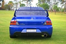 Genuine Mitsubishi EVO 9 IX Rear Bumper Bar Kit
