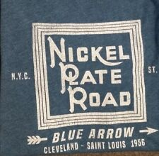 Ringaboy Mens T-Shirt Nickel Plate Road. New With Tags Size 2XL