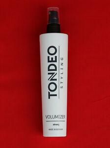 Tondeo  Volumizer 200 ml, Haarfestiger war vorh. Discostar Spray Volumizer