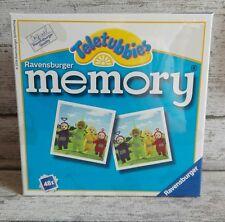 jeu memory teletubbies Ravensburger quality 48 pieces  Neuf sous Blister