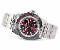 Vostok Amphibian Watch 110650 Military Diver Russian Mechanical Auto
