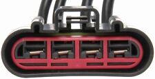 HVAC Blower Motor Resistor Connector Front Dorman 645-401