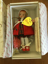 Effanbee doll - Patsyette Holly Holiday