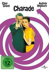 AUDREY HEPBURN,WALTER MATTHAU CARY GRANT - CHARADE  DVD NEU DONEN,STANLEY