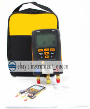 Refrigeration Digital manifold Testo 550  0563 1550 with Soft Case