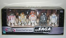 Star Wars Saga Collection Astromech Droid Pack Series I Entertainment Earth EE