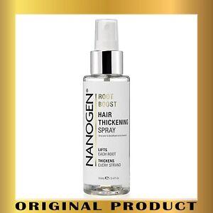 Nanogen Root Boost Hair Thickening Spray 100ml.
