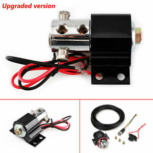 Upgraded Version Car Roll Control Hill Holder Front Brake Line Lock Heavy Duty
