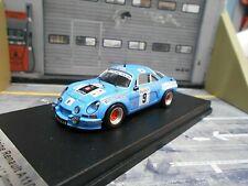 RENAULT Alpine A110 Rallye Ypern 1975 #9 Nussbaumer B&O Edition Trofeu 1:43