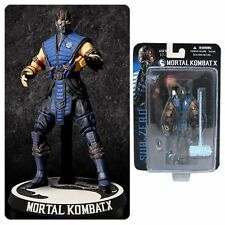 Mortal Kombat X 4 in (approx. 10.16 cm) Sub-Zero Figura De Acción MEZCO