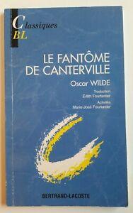 OSCAR WILDE - LE FANTOME DE CANTERVILLE