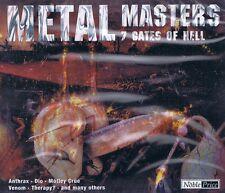 MUSIK-CD NEU/OVP - Metal Masters - 7 Gates Of Hell