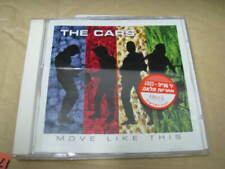"THE CARS ""MOVE LIKE THIS"" ISRAEL ISRAELI PRESSING MEGA RARE PROMO CD"