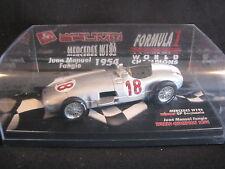 Brumm Mercedes-Benz W196 1955 1:43 #18 Juan Manuel Fangio (ARG) GP Germany (JS)