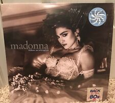 Madonna Like A Virgin White Colored Vinyl New!