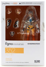 Figma #352 Tracer Lena Oxton Blizzard Overwatch Good Smile Company Authentic USA