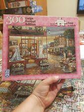 Fx Schmid 300 Piece Puzzle Called The Wedding Shop