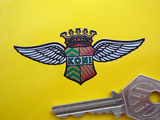 KONI King Wings Shock Absorber Classic Car STICKERS 75mm Pair Race Rally Racing