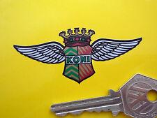 KONI King Flügel Stoßdämpfer Klassische Auto Aufkleber 75mm Paar Rennen Rally