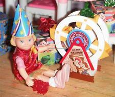 Rement Toy Story Woody/Jessie's Ferris Wheel,Barrel of Monkeys Dollhouse Lot