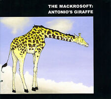 Antonio's Giraffe; The Mackrosoft 2005 CD, Acid Jazz, Funk, Aja West, Seattle, W