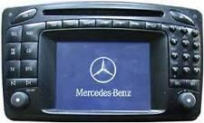 Mercedes SL500 Command 2.0 DVD GPS Autoradio