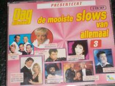 DE MOOISTE SLOWS VAN ALLEMAAL - 3 (2 CD - 1997) Johnnie Ray, Dean Martin...
