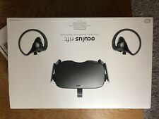 Oculus Rift Virtual Reality Headset - Black