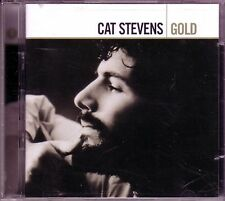 Gold by CAT STEVENS 2CD Classic 70s Rock FATHER SON LAST LOVE SONG INDIAN OCEAN