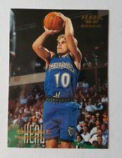 Fleer NBA '96-97 Basketball Trading Card #248 Shane Heal Timberwolves 1996