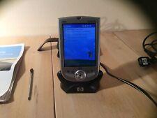 HP iPAQ h1930  PDA / Pocket PC + Cradle