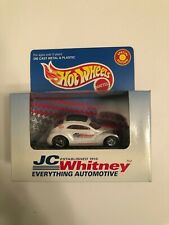 HOT WHEELS JC Whitney Chrysler Pronto white