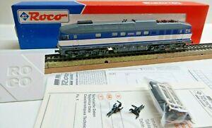 """Roco 69690 H0 AC Diesel Locomotive De 300.02 """" Ludmilla The Vev Digital #03 IN"""
