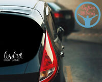 Lord Heal Our Land Car Decal/ Sticker Religious Faith Cross Fish Jesus Christian