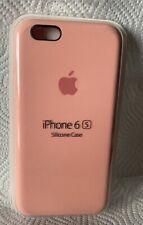 Original Apple iPhone 6 / 6s Silikon Case in Rosa