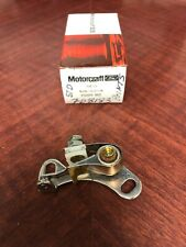 NOS 1957-1978 FORD MOTORCRAFT 8 CYLINDER POINT SET DP-12 B8Q-12171-A