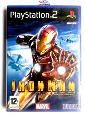 Iron Man PS2 Playstation Nuevo Precintado Retro Videojuego Sealed New PAL/SPA