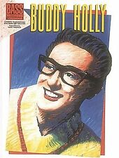 BUDDY HOLLY-BASS RECORDED VERSIONS MUSIC BOOK-NEW ON SALE SONGBOOK W/TAB-GUITAR!