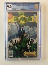 Tales of the Green Lantern Corps #1 CGC 9.0 first appearance of Arisia