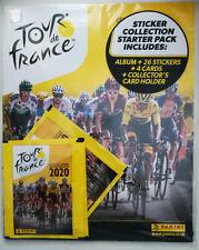 Panini Official 2020 Tour de France Collection Album Starter Pack + 26 Stickers