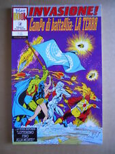 INVASIONE ! Vol.2  -  Supereroi DC Comics Play Book n°29 Play Press  [G478]