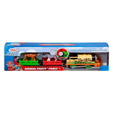 Thomas & Friends Trackmaster Motorised Toy Train Engine - Animal Adventure Percy