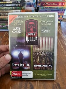 Masters Of Horror - Pick Me Up / Homecoming (DVD, 2006)