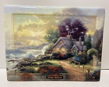 Spring's Renewal Thomas Kinkade's Seasons of Reflection A New Day Dawning Plate